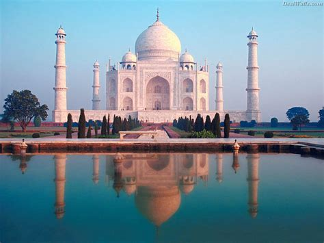 A Place In A World Taj Mahal 1631 1654 Agra India Architecture Far East The List