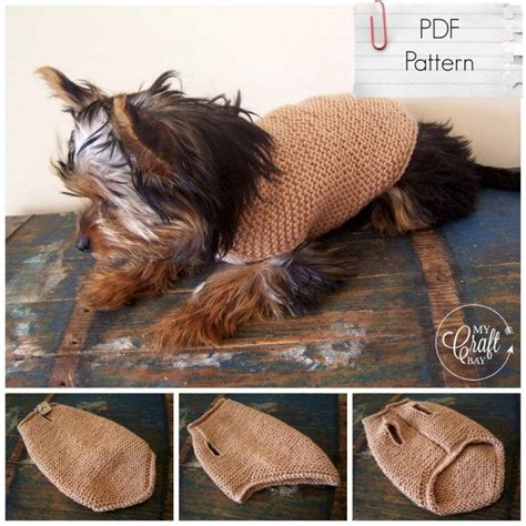 knit dog sweater pattern in the round 17 best images about dog sweater on pinterest chihuahuas
