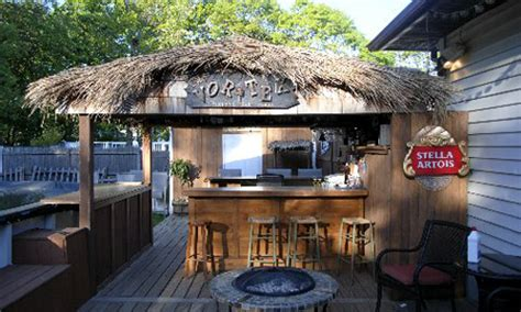 Tiki Paradise In Your Backyard Tiki Hut Rentals In Stuart Tiki Paradise In Your Backyard