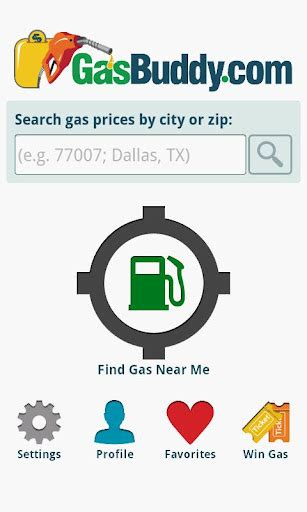 gas buddy apk gasbuddy find cheap gas apk for android