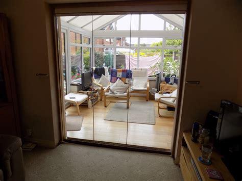 Single Glass Patio Door Internal Glass Room Dividers Archives Frameless Glass Bi