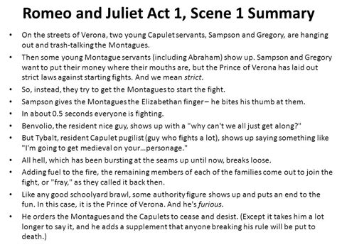 themes of romeo and juliet act 1 scene 4 romeo juliet timeline ppt download
