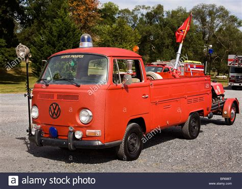 vintage volkswagen truck antique volkswagen kombi truck stock photo 31485632