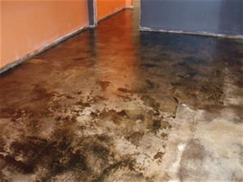 Acid Wash Concrete Floors by Deck Floor Phildanrestoration