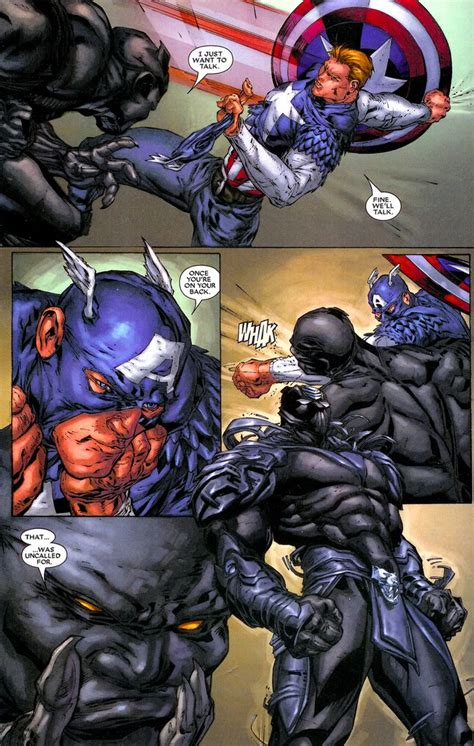 captain steel vs black panther battles comic vine captain america vs black panther battles comic vine