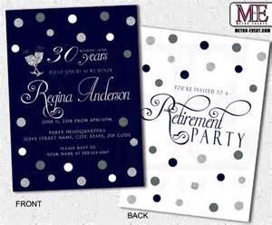 Free Printable Retirement Invitations Templates by Free Retirement Invitations Templates Printable