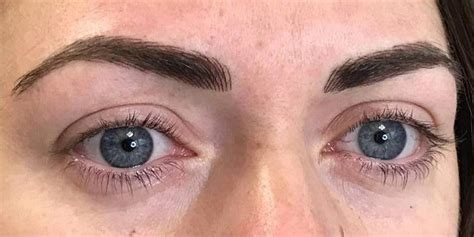 tattoo eyebrows glasgow various super defined brow styles permanent make up