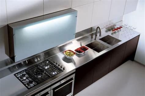 top per cucine top per cucine in acciaio inox