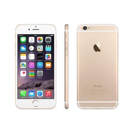 b grade apple iphone 6 plus 16gb gsm unlocked ios smartphone gold walmart