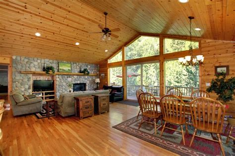 Wooden Vaulted Ceiling by Rustic Vaulted Wood Ceiling Ceilings And Moldings