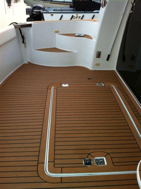 boat flooring ontario skene marine ontario canada synthetic teak decking and