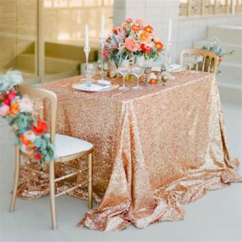 To Market Recap Cground Tablecloth by 120x180cm Sequin Tablecloth Rectangle Designed Festival