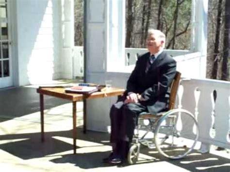 little white house warm springs ga fdr at little white house warm springs georgia youtube