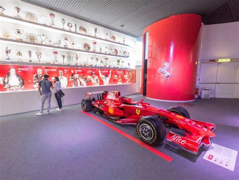 Museum Ferrari Maranello by Ferrari Museum Bezoeken In Modena En Maranello Dagtrip