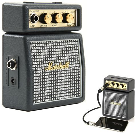 My Classic Lifier Portable Speaker marshall ms 2c classic portable micro lifier speaker for guitar instrument