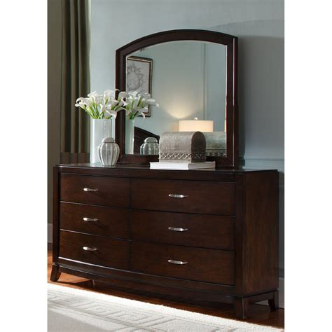 liberty furniture avalon dresser liberty furniture avalon 6 drawer dresser dark truffle