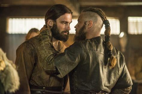 travis fimmel vikings season 2 vikings season 2 episode 2 quot invasion quot tv equals