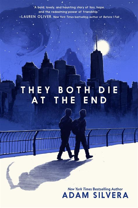they both die at the end by adam silvera reviews discussion bookclubs lists