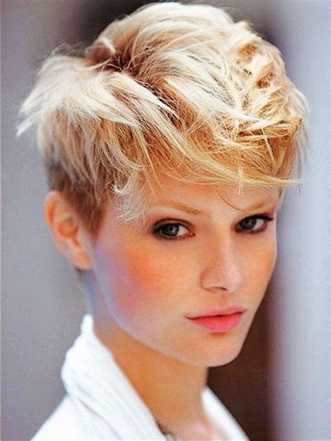 haircuts funky medium short funky hairstyles for women elle hairstyles
