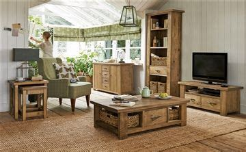 Buy Hartford 174 Solid Nest Of Tables Set Of 2 From The Next Living Room Furniture