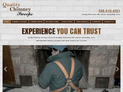 Chimney Masonry Work - quality chimney sweeps masonry work worcester ma