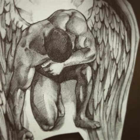 tattoo kneeling angel image gallery kneeling angel tattoo