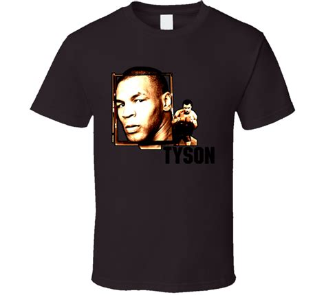 Tshirt Mike Tyson Boxing mike tyson legend boxing t shirt