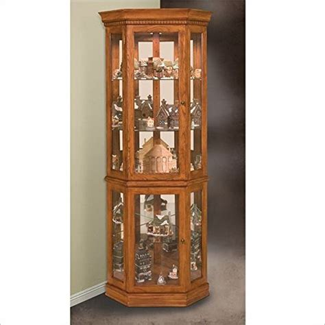 used curio cabinets for sale what corner oak curio cabinet is best for you