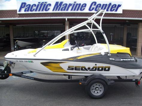 sea doo boat 500 hp seadoo speedster 150 215 hp boats for sale