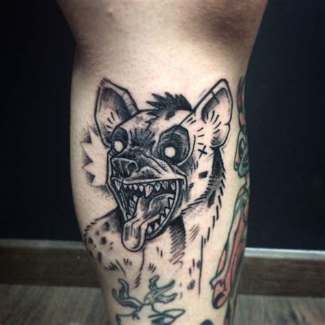 hyena tattoo 231 best one o nine barber shop images on
