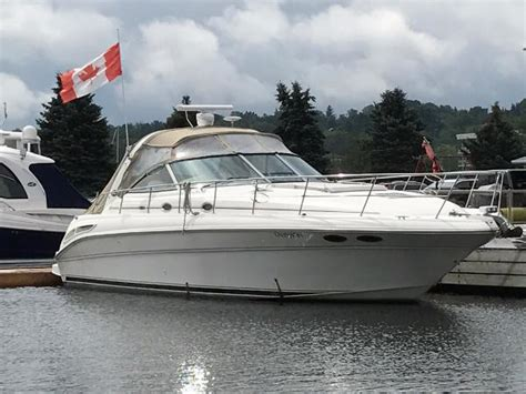 sea ray boats ontario 2002 sea ray 410 sundancer midland ontario boats