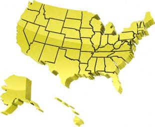 us map graphic high quality royalty free map usa borders yellow
