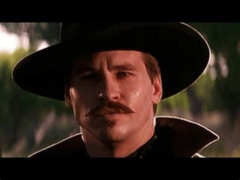 Tombstone - I'm Your Huckleberry : movies Doc Holliday Tombstone Im Your Huckleberry