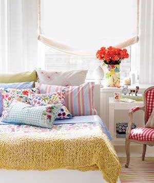 How To Decorate With Pillows by 23 Decorating Tricks For Your Bedroom Real Simple