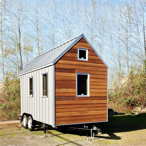 tiny home on trailer miter box tiny house plans padtinyhouses com