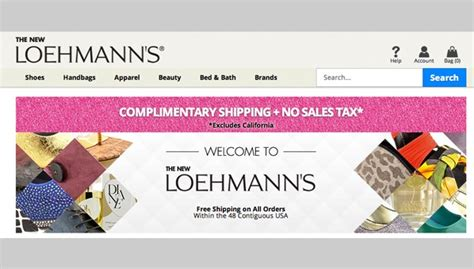 Nordstromscom Finally Has Versace Bags Heres The Wave by Loehmanns Store Loehmanns Ecommerce Shop