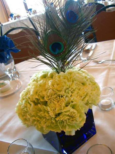 Yellow Flower Eco Craft Ideas For Floral Table Decoration Centerpieces With Feathers And Flowers