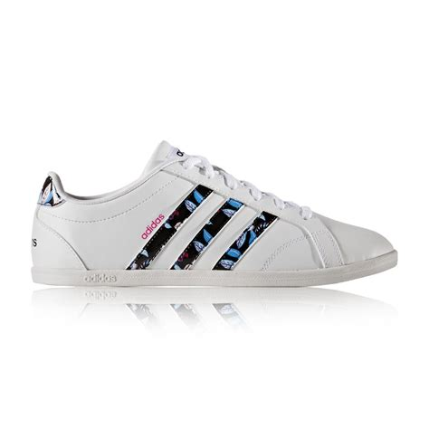 Adidas Casual Shoes adidas vs coneo qt womens casual shoes white black shopin sportitude