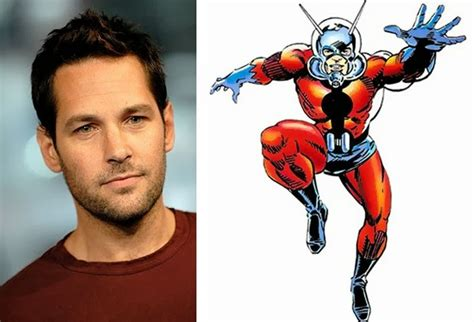 actor ant man actor paul rudd in negotiations to play ant man