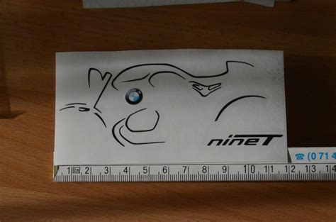 Bmw Ninet Aufkleber by Ninet Stickers Arrived Bmw Ninet Forum