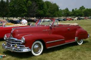 Vintage Pontiac 1948 Pontiac Silver Streak Antique Car Magazine