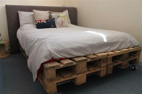 camas con palets 24 modelos incre 237 bles y creativos