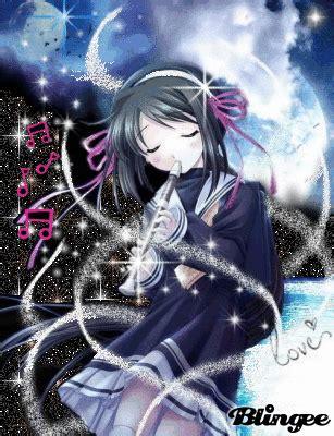 imagenes anime musica music anime love glitters anime y musica