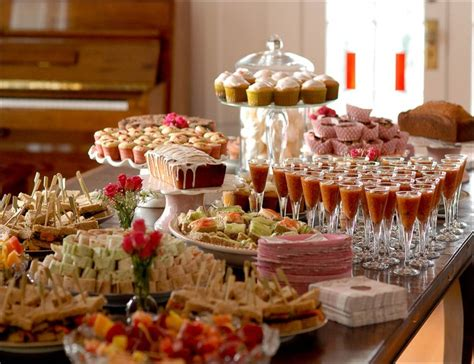 christmas party food ideas buffet 5 new year recipes of amu