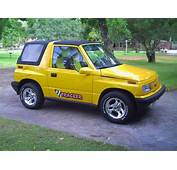 Geo Tracker Past Project  Classic Cars And Tools