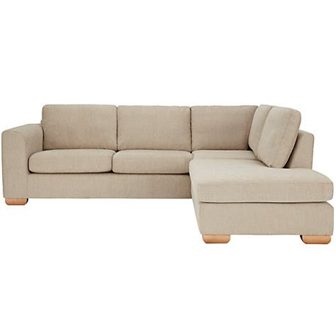Buy John Lewis Felix Rhf Corner Chaise End Sofa With Light
