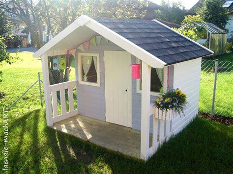 Gartenhaus Kinder Selber Bauen