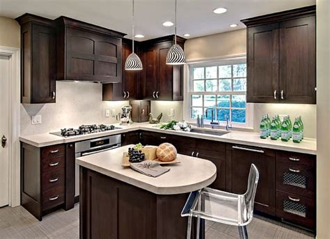 small kitchen countertop ideas small kitchen remodeling with modern brown and