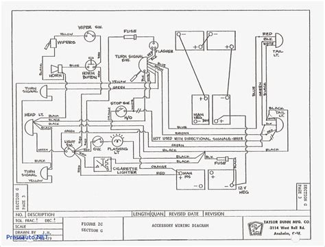 ingersoll rand club car golf cart wiring diagrams club car