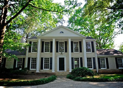 15 harmonious classic southern homes architecture plans